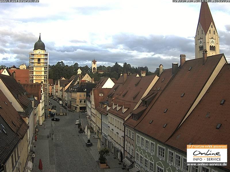 Webcam in Kaufbeuren