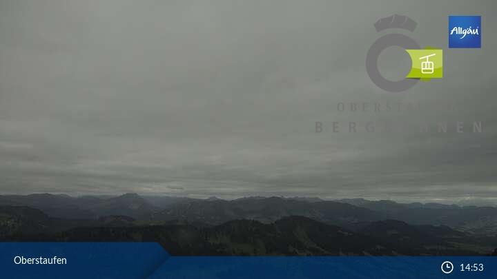 Webcam auf dem Hochgrat in Oberstaufen