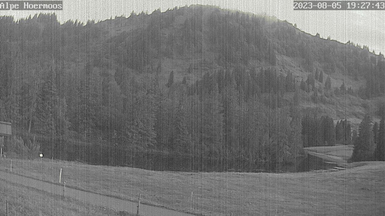 Webcam von dem Alpengasthof Hörmoos in Oberstaufen