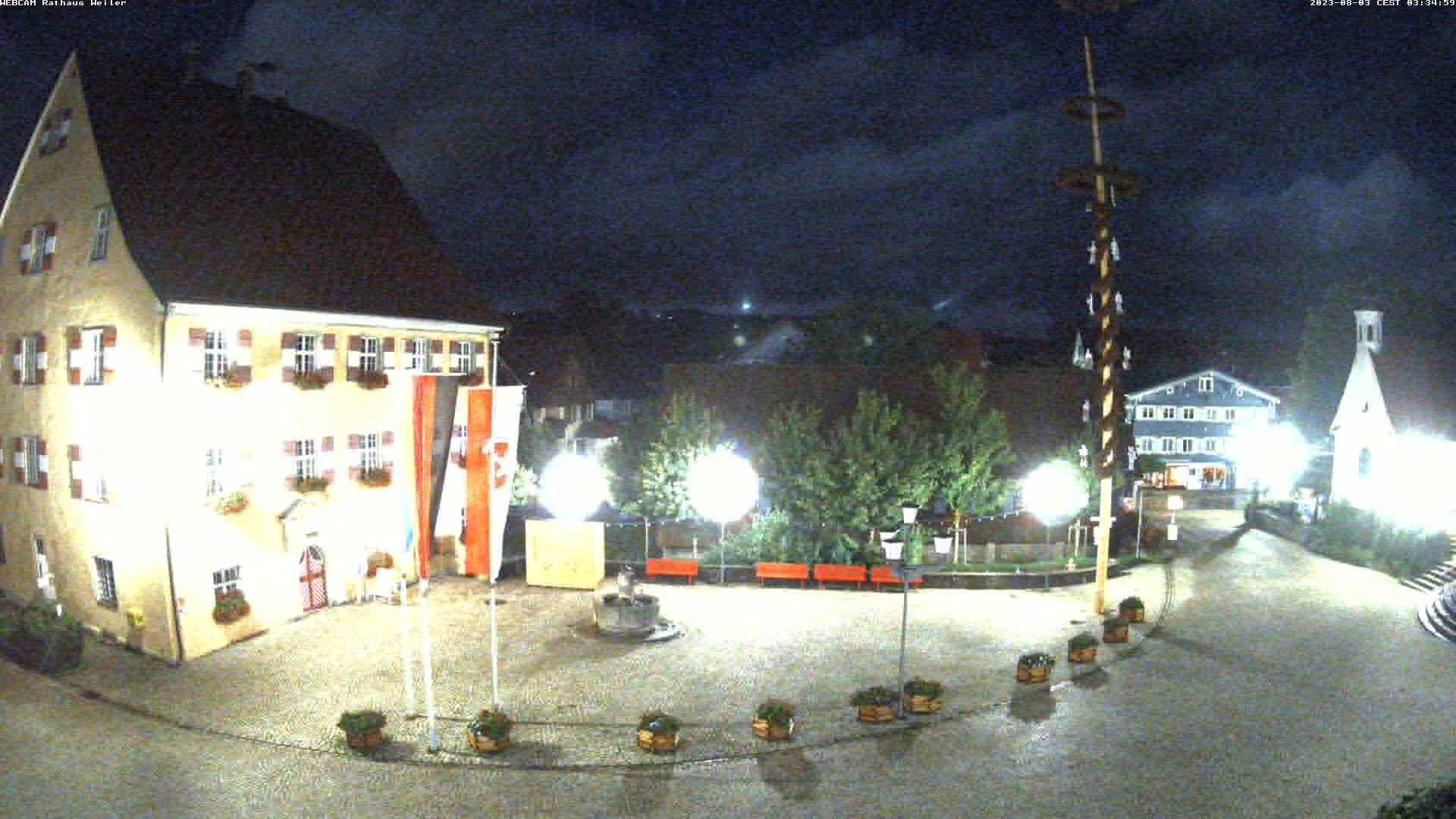 Webcam in Weiler-Simmerberg