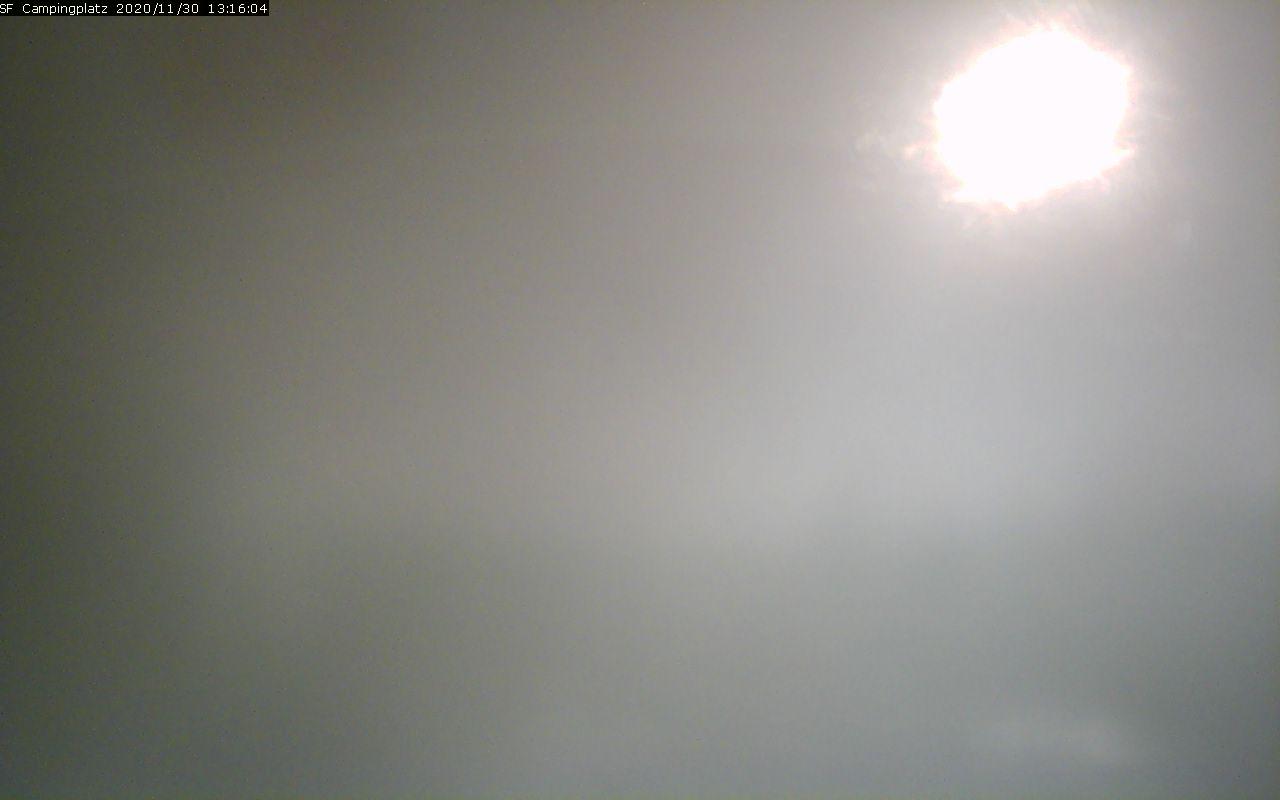 Webcam mit Blick von Sonthofen nach Süden