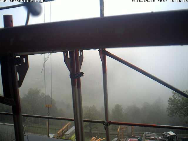 Webcam von dem Hotel Bergkristall in Oberstaufen