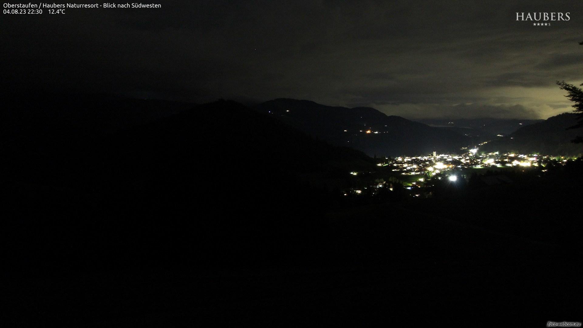 Webcam in Oberstaufen