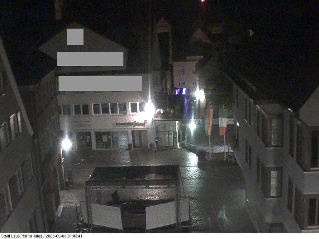 Webcam in Leutkirch