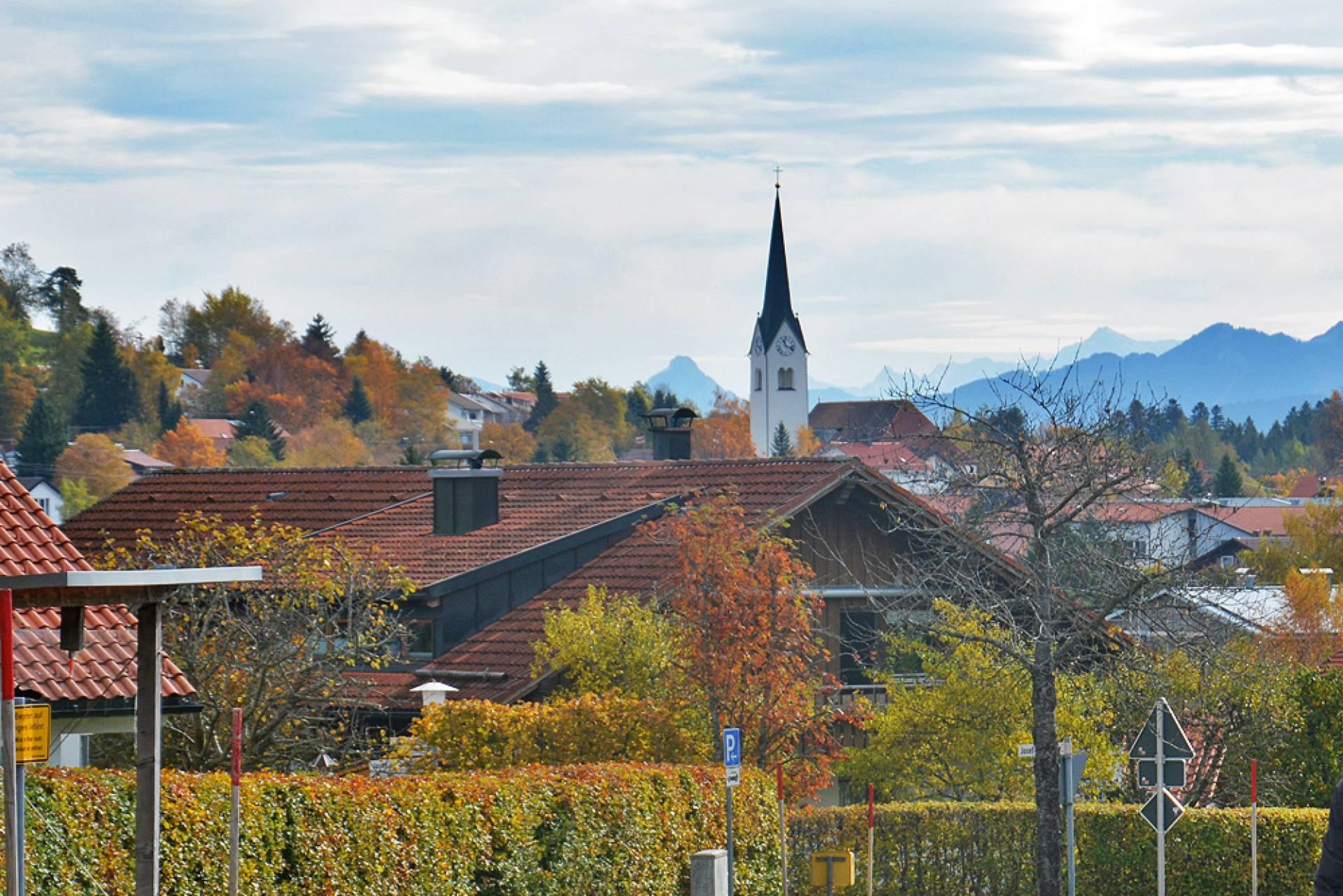Buchenberg im Oberallgäu