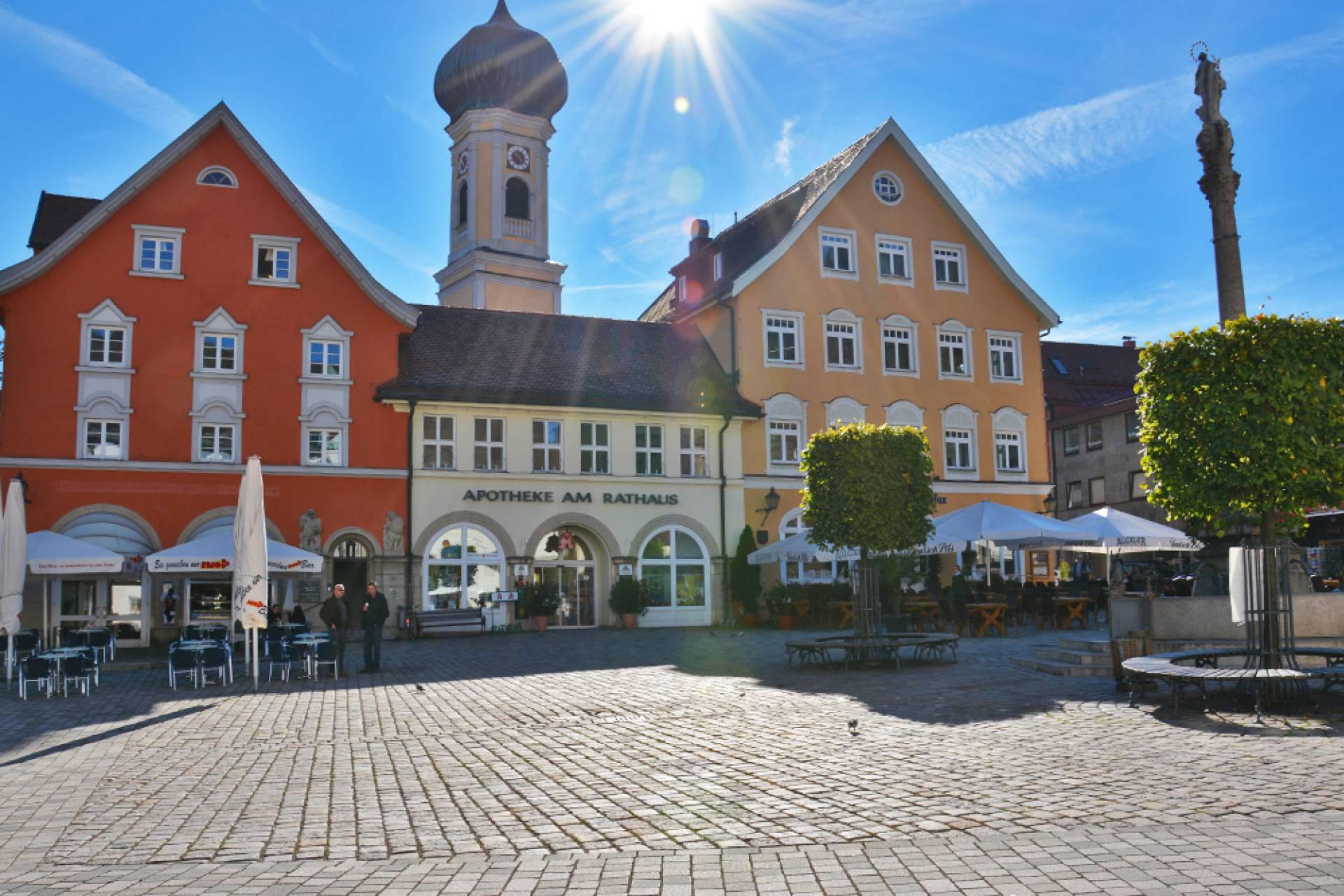 Immenstadt im Oberallgäu