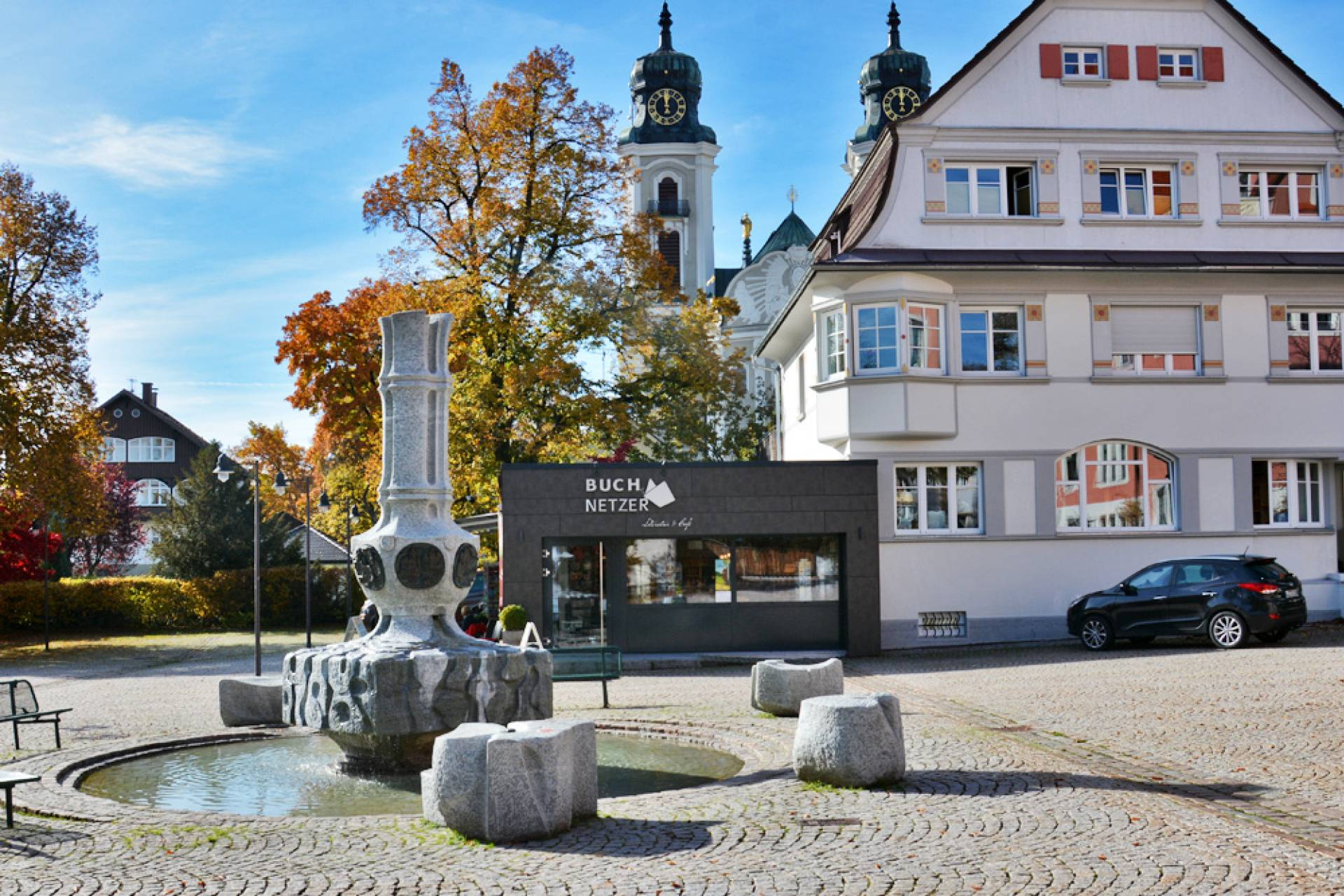 Lindenberg im Westallgäu