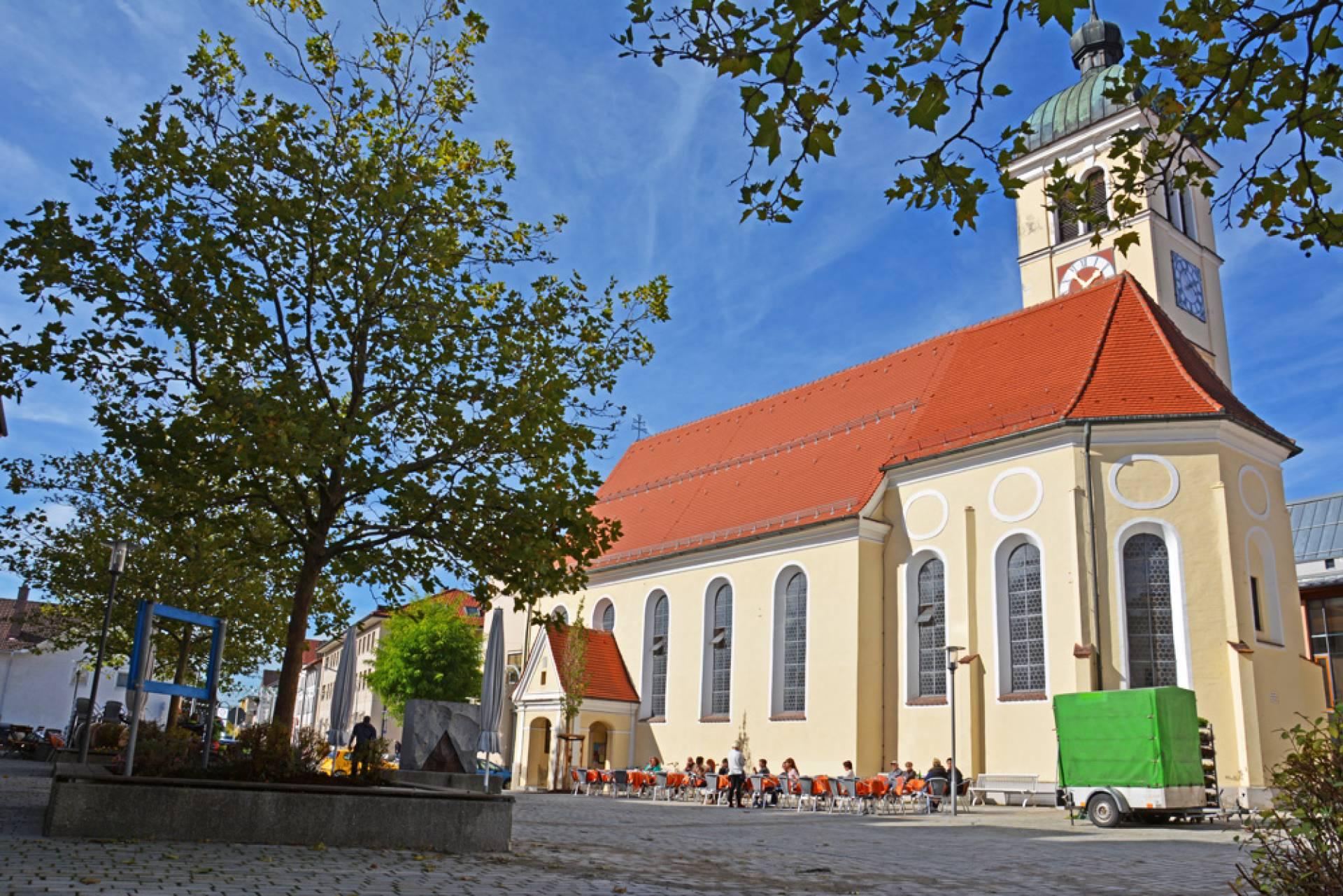 Marktoberdorf im Ostallgäu