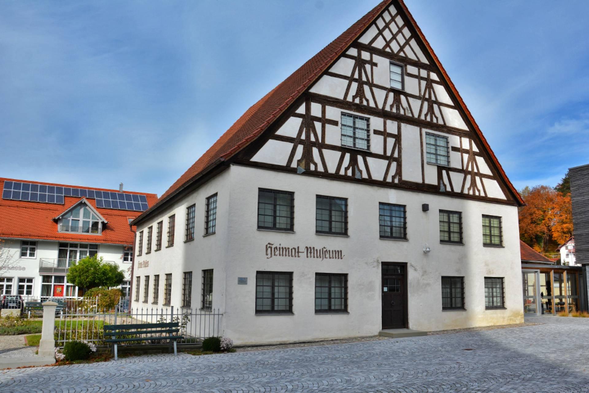 Obergünzburg im Ostallgäu