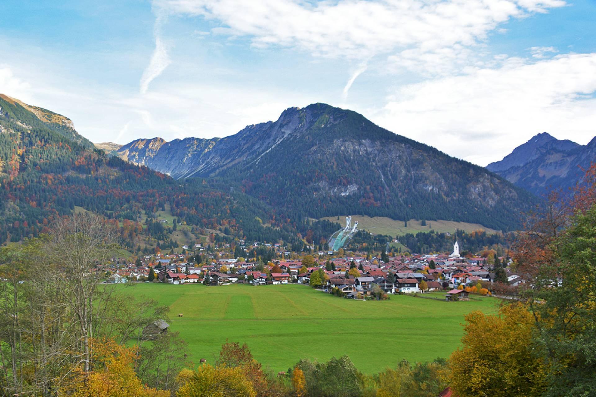 Oberstdorf im Oberallgäu