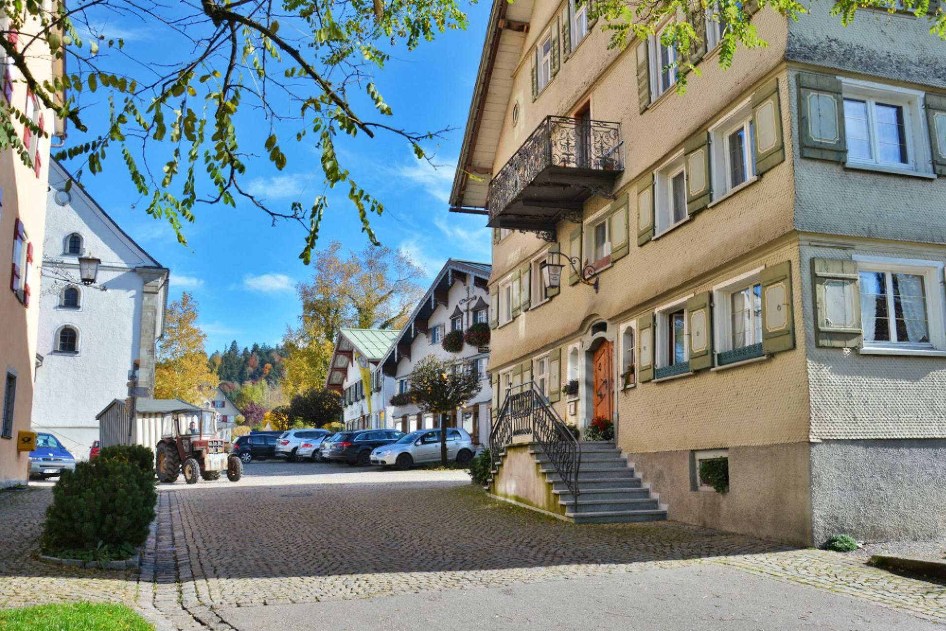 Weiler-Simmerberg im Westallgäu