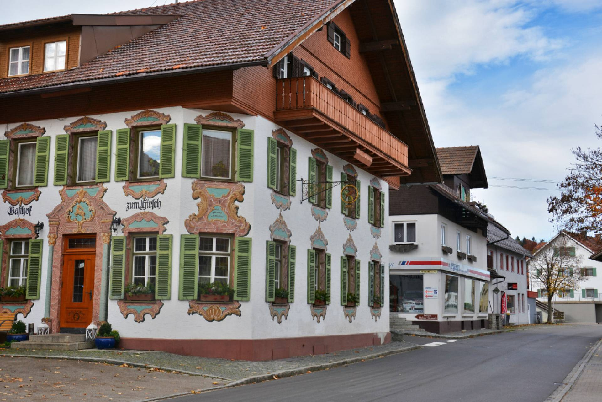 Wiggensbach im Oberallgäu